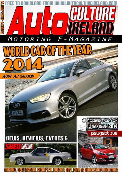 Auto Culture Ireland Issue #4 - May/June 2014