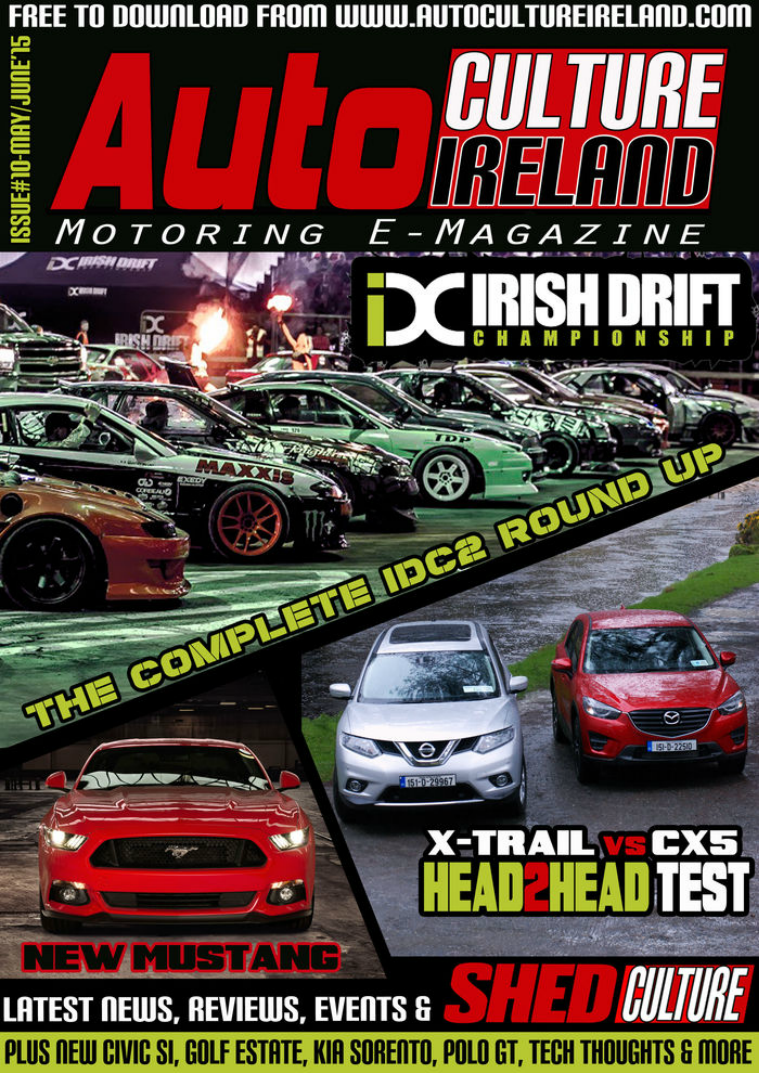 Auto Culture Ireland Issue #10 May/June 2015
