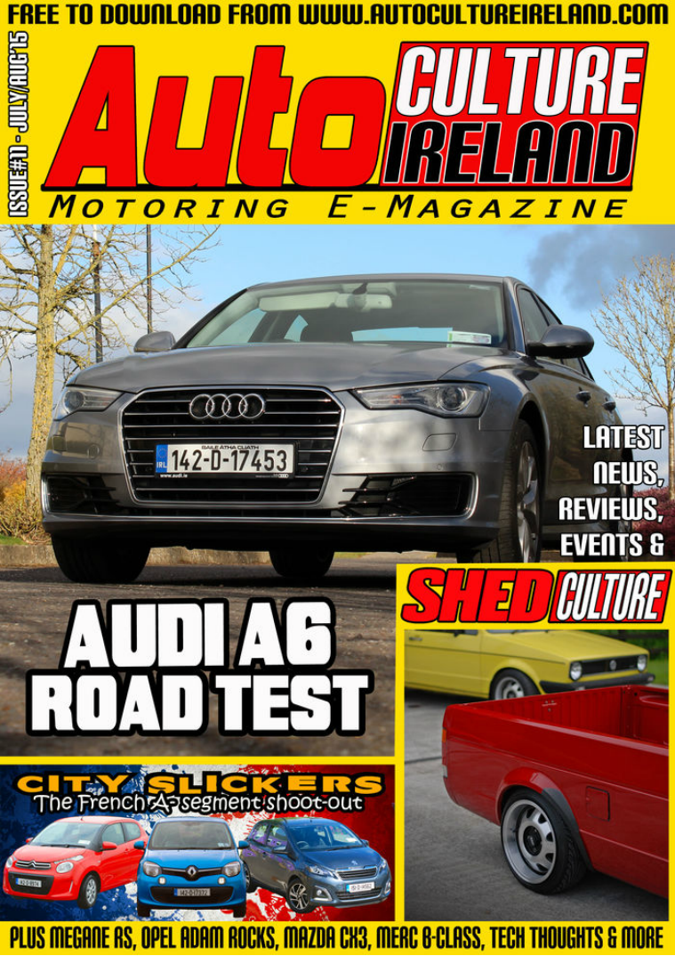 Auto Culture Ireland Issue #11 July/Aug 2015
