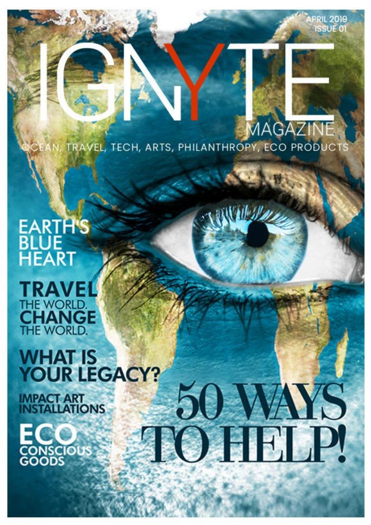IGNYTE Magazine Issue 01