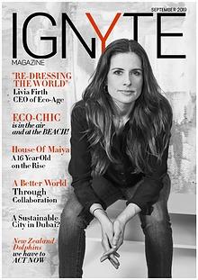IGNYTE Magazine