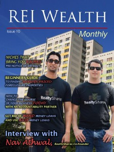 REI Wealth Monthly Issue 10