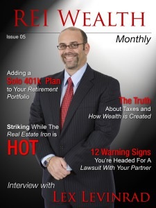 REI Wealth Monthly Issue 05