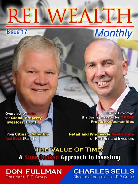REI Wealth Monthly Issue 17
