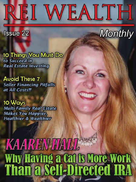 REI Wealth Monthly Issue 22