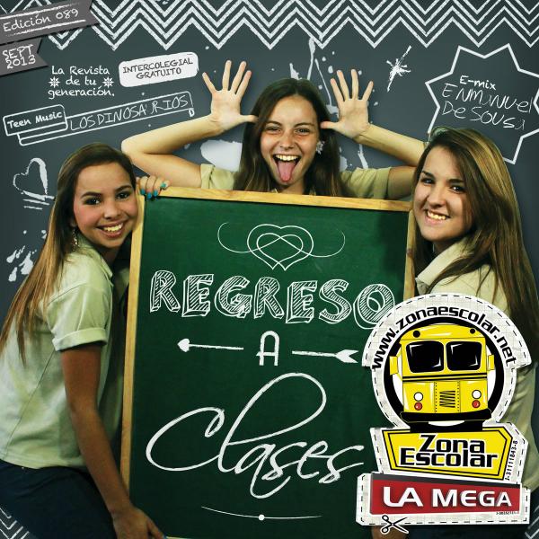 Zona Escolar Edición 089 - Regreso a Clases 2013