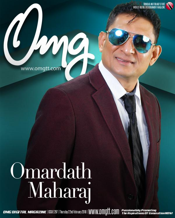 OMG Digital Magazine OMG Issue 297 23rd February 2017