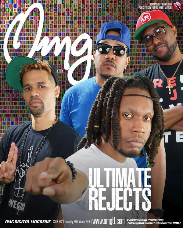 OMG Digital Magazine OMG Issue 302 29th March 2017