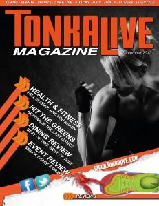 Tonka Live Magazine September 2013