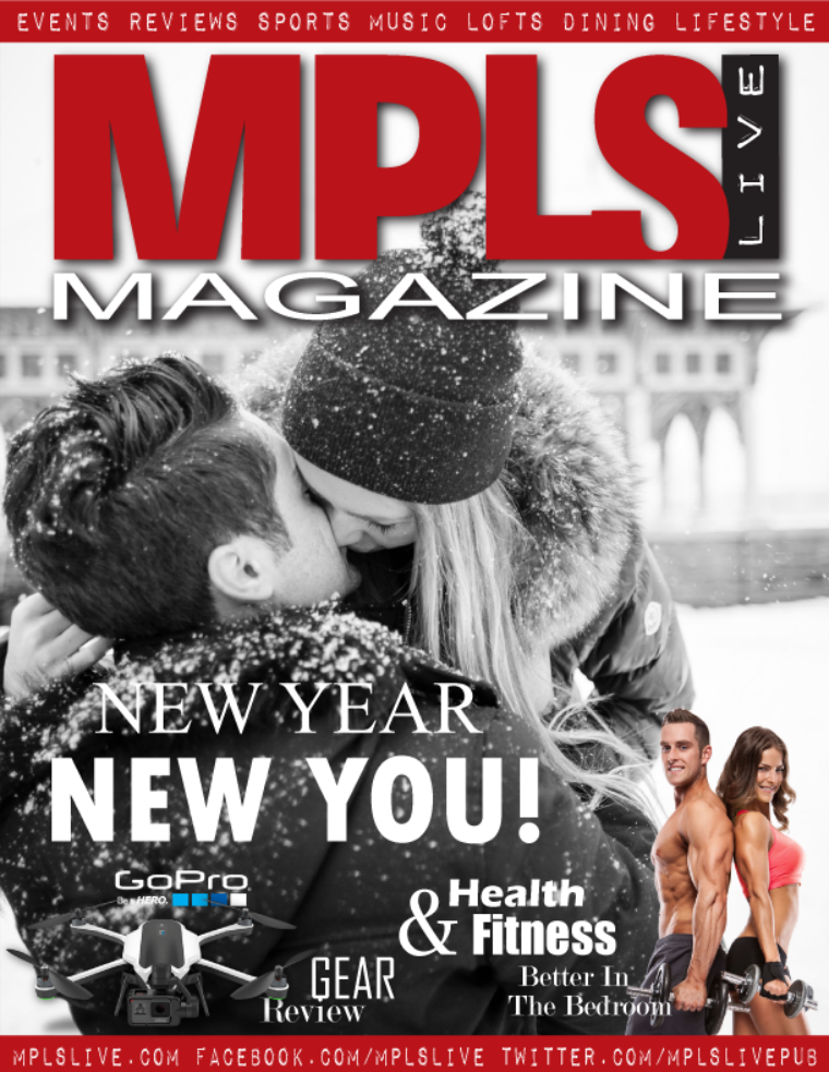 Minneapolis Live Magazine 2017