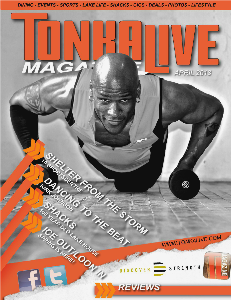 Tonka Live Magazine April 2013