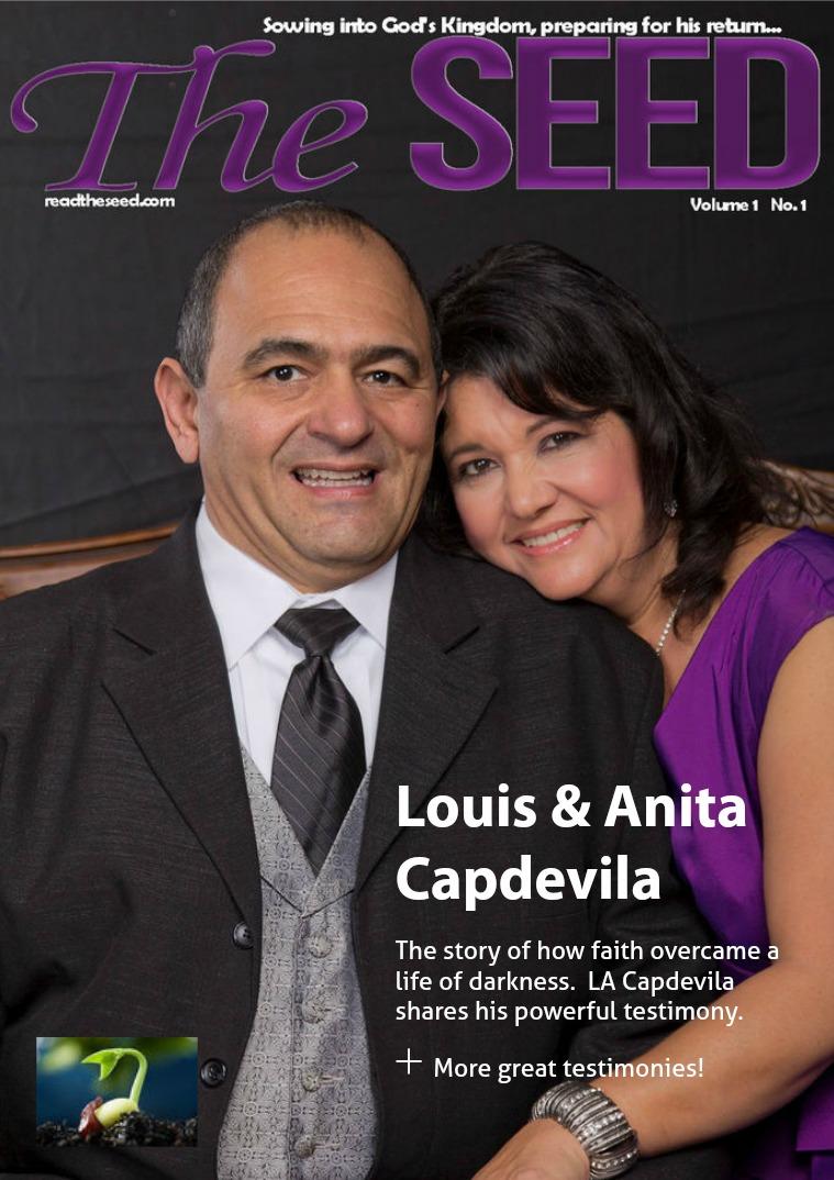 Latin Times Magazine presents: The Seed Magazine Vol 1 No 1