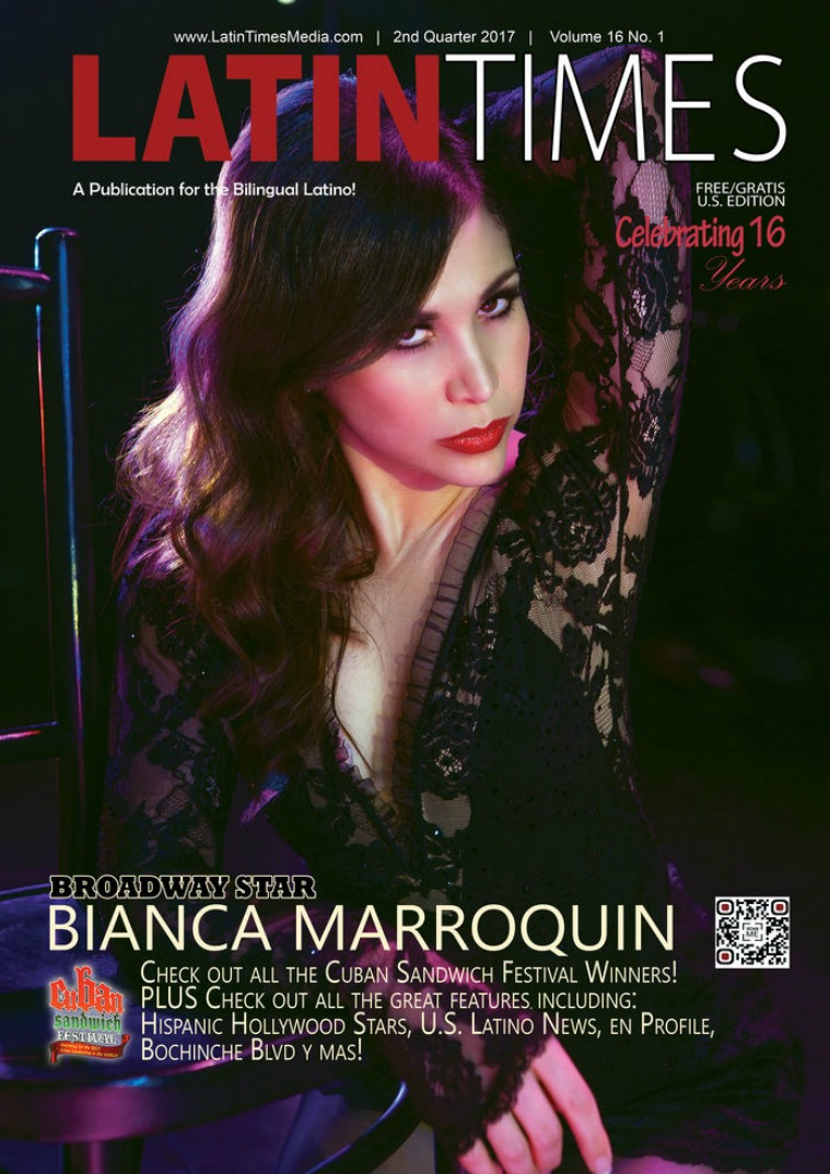 Latin Times Magazine Vol 16 No 11