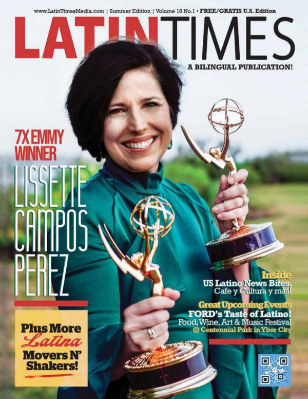 Latin Times Magazine 2019 Summer Edition