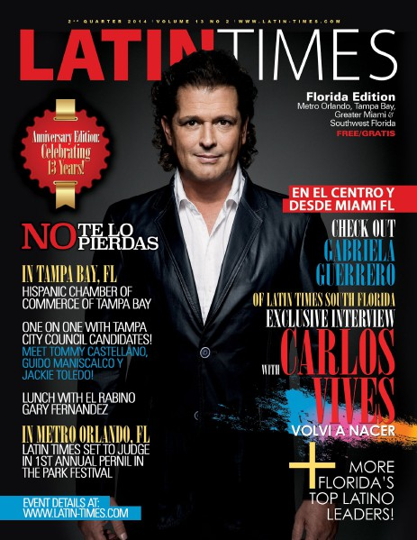 Latin Times Magazine Volume 13 No 2