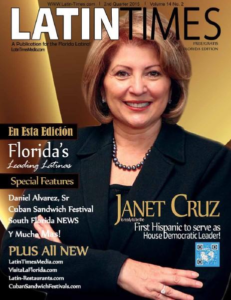 Latin Times Magazine Volume 14 No 2