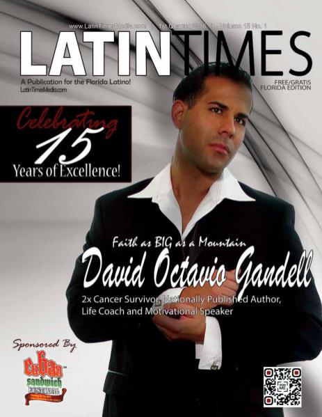 Latin Times Magazine Vol 15 #1