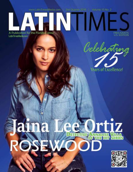 Latin Times Magazine Vol 15 #2