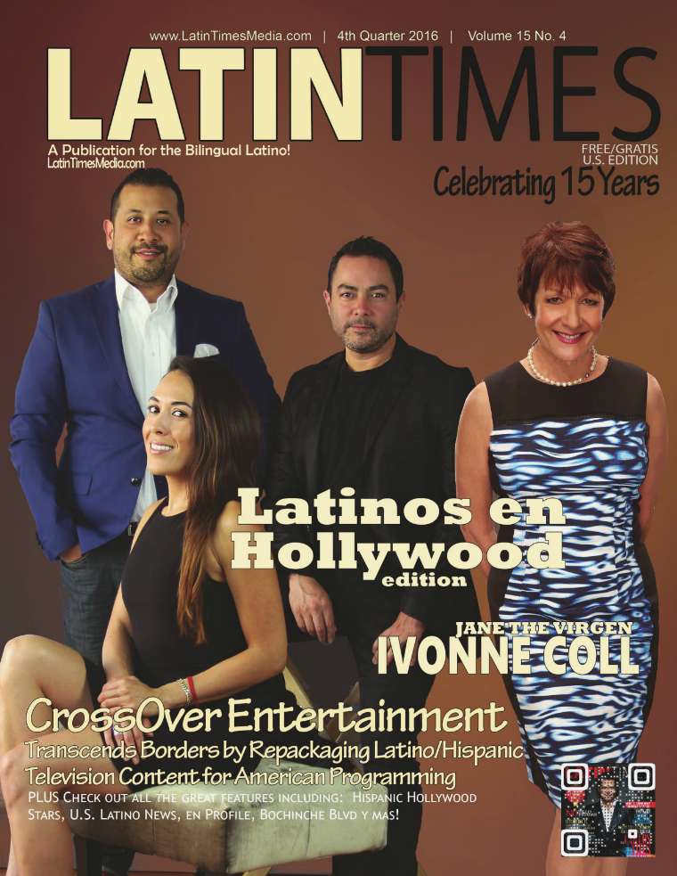 Latin Times Magazine Vol 15 No 4