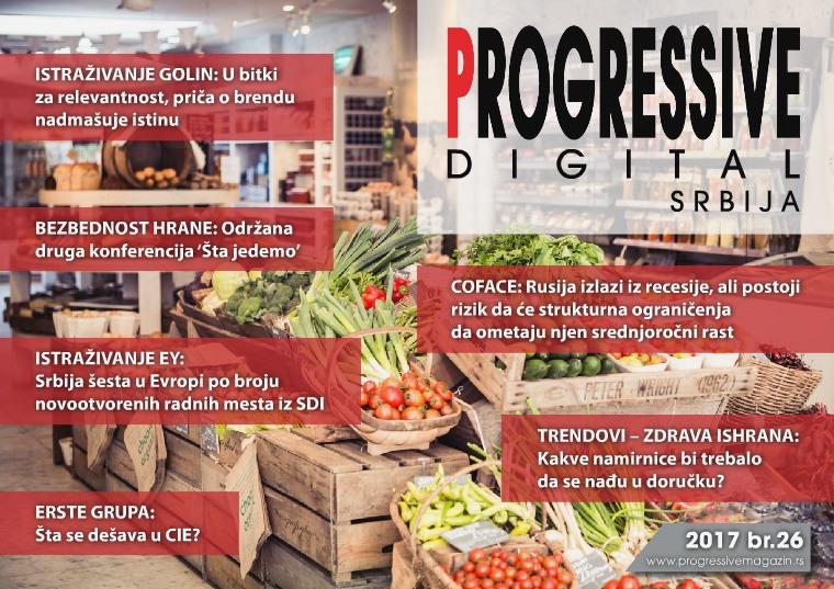 Progressive Digital Srbija jun 2017.