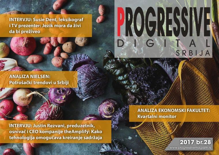 Progressive Digital Srbija oktobar 2017.