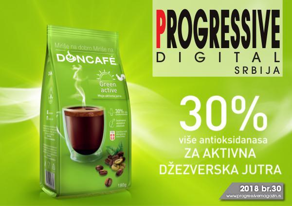 Progressive Digital Srbija mart 2017.