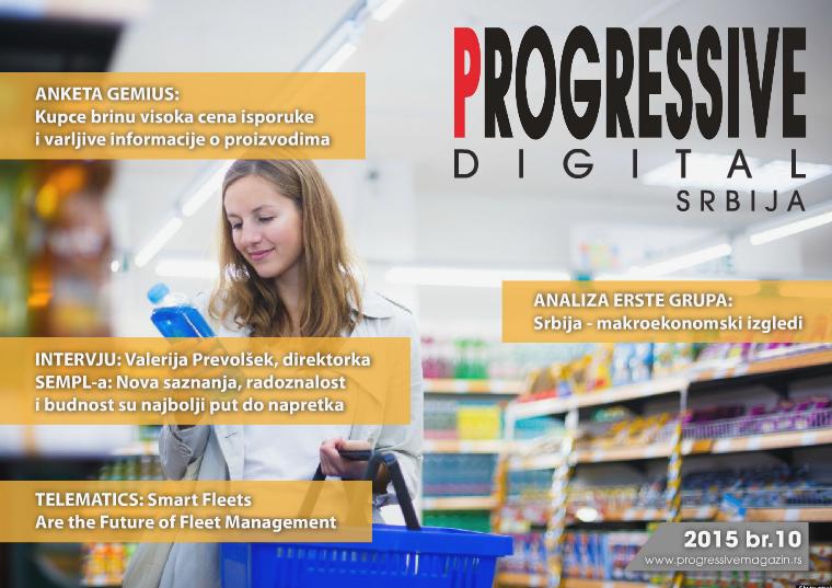 Progressive Digital Srbija novembar 2015.