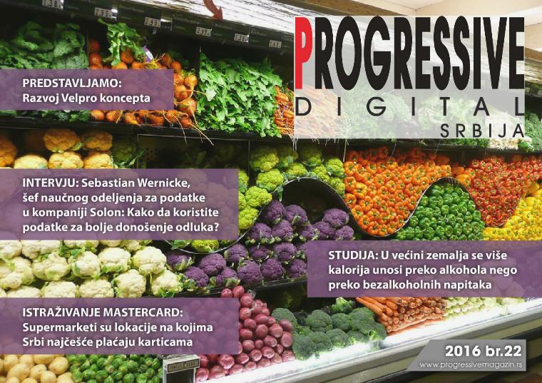 Progressive Digital Srbija novembar 2016.