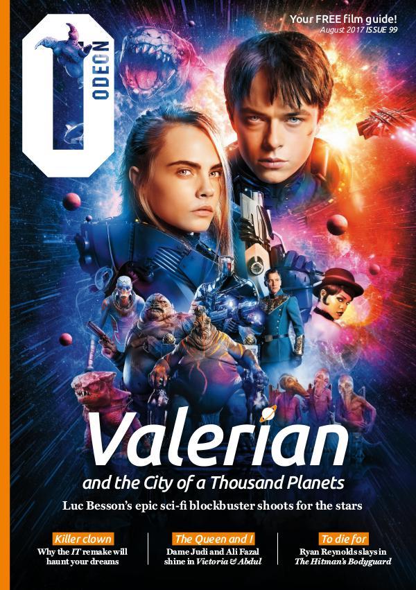 ODEON Magazine August 2017
