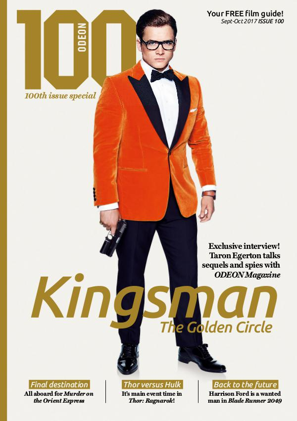 ODEON Magazine Issue 100 - Sept / Oct 2017