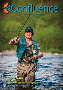 Magazine Confluenze | fly fishing experience
