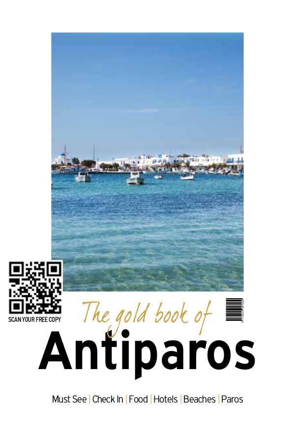 The Gold Book of Antiparos
