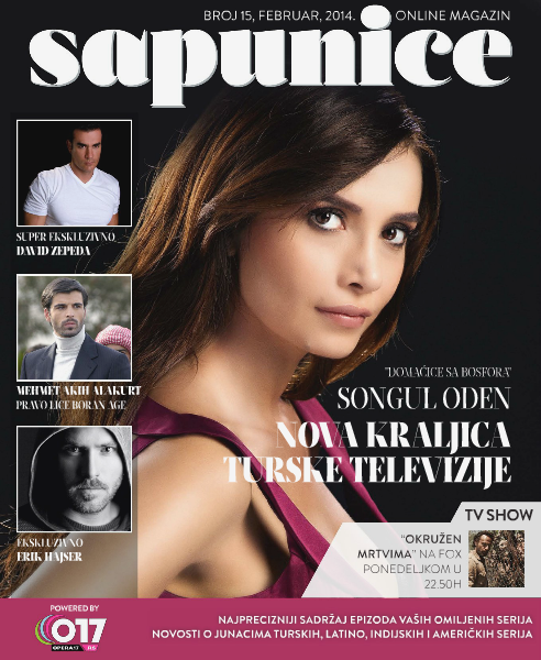 SAPUNICE SAPUNICE 15