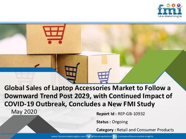 Laptop Accessories Market Value Will Exhibit a Nominal Uptick in 2029 Laptop Accessories Market