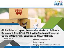 Laptop Accessories Market Value Will Exhibit a Nominal Uptick in 2029