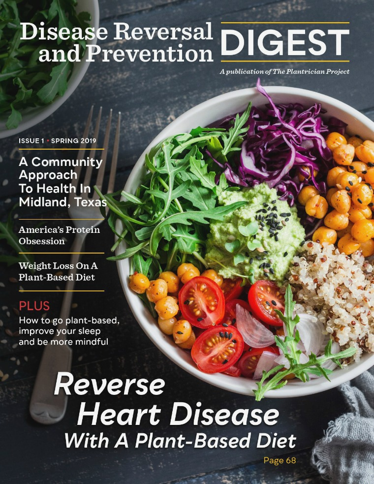 Disease Reversal and Prevention Digest Issue 1 / Spring 2019