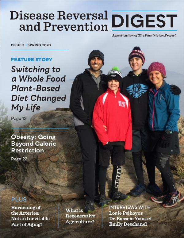 Disease Reversal and Prevention Digest Issue 3 / Spring 2020