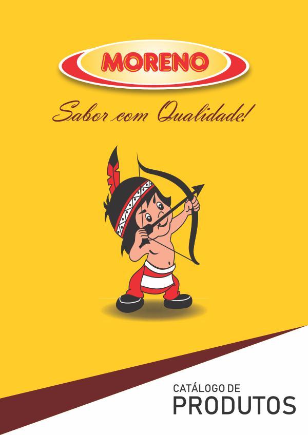Catálogo Doces Moreno Catalogo doces Moreno 2018