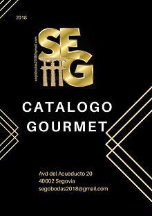 Catalogo Gourmet