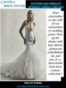 Chicago wedding dresses