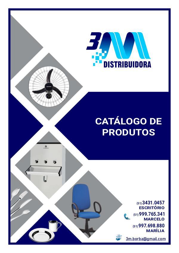 3M Distribuidora - Gravataí CATALAGO FINAL
