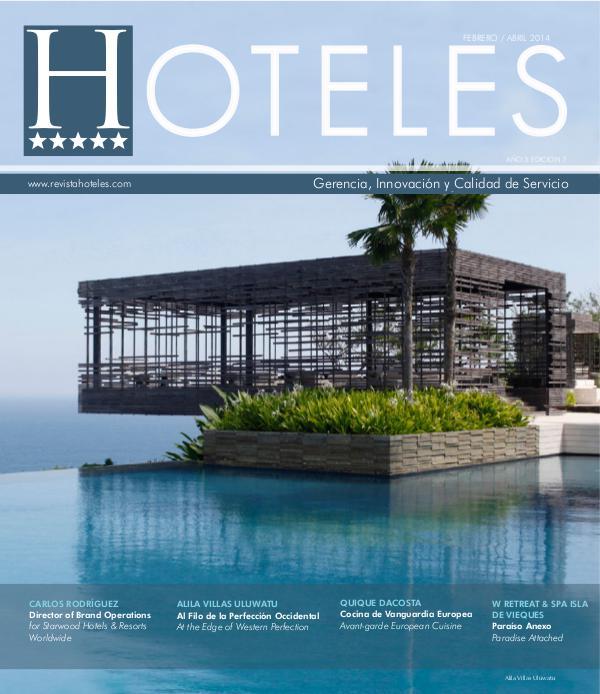 Revista HOTELES 7ma Edición