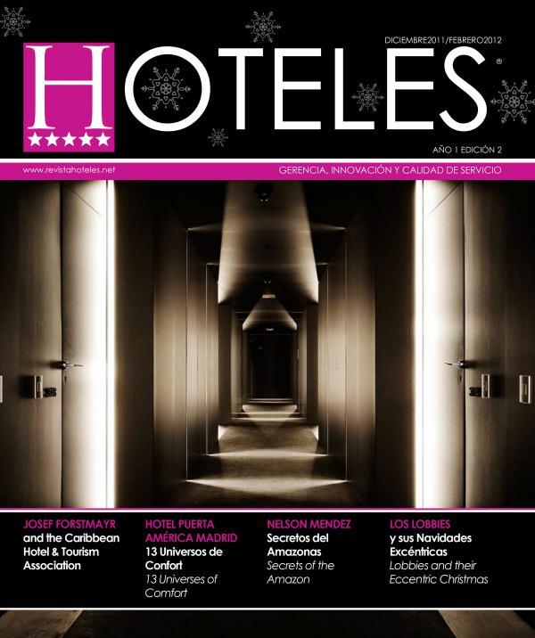 Revista HOTELES 2da Edición