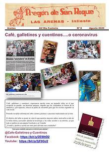 Periódico Pregón de San Roque-Areñes (Piloña Astur