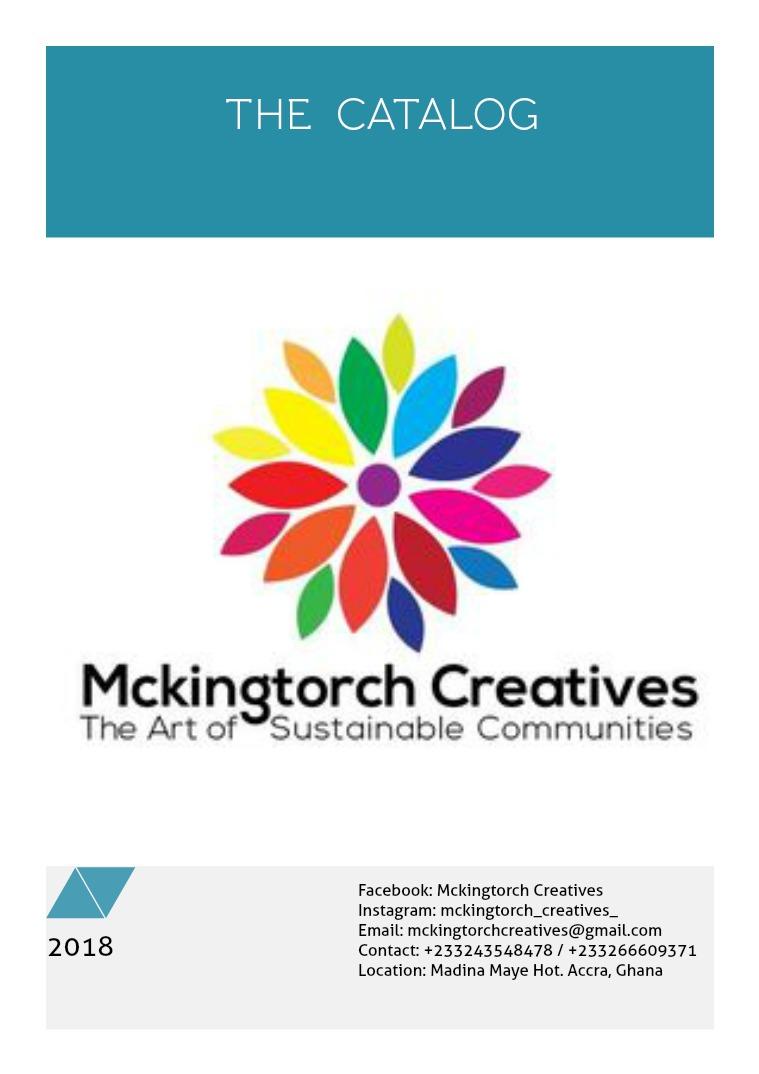 Mckingtorch Catalogue Vol 1