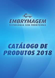 Catálogo Embrymagem 2018