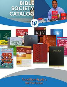 Bible Society of the South Pacific Catalog