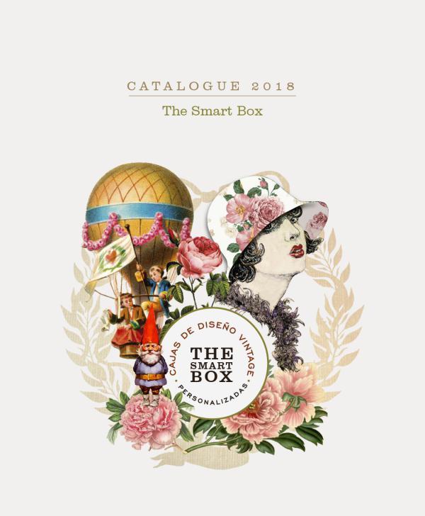 CATÁLOGO THE SMART BOX CATALOGO 2018