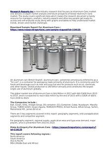 Trend Things Aluminum Cans