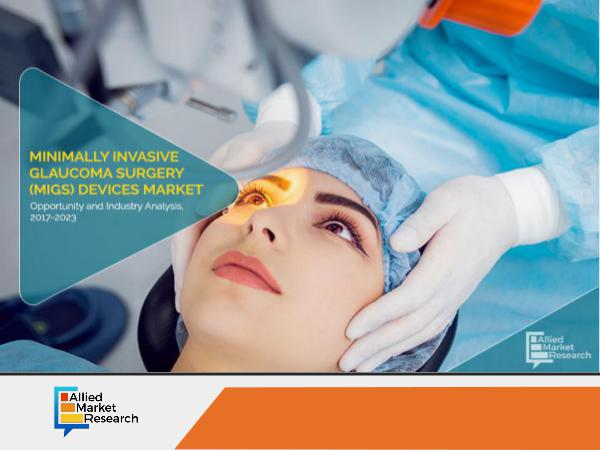 Emerging Trends in Minimally Invasive Glaucoma Surgery (MIGS) Devices MIGS Devices Market